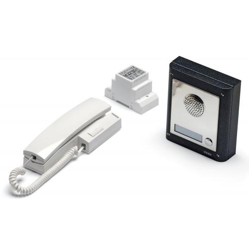 videx 4k1s 1 way audio kit. Black Bedroom Furniture Sets. Home Design Ideas
