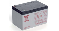 Yuasa NP12-12 Twelve Volt - Twelve Amp Lead Acid Battery